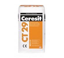 Шпатлевка полимерминеральная цементная Ceresit СТ 29 серая, 25кг