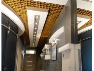 Обзор подвесных потолков