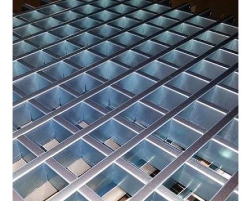 Потолок Грильято GL-24 60x60мм