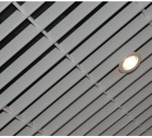 Потолок Грильято Жалюзи 100х300мм