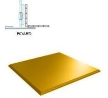 Кассетный потолок Албес AР600А6 Board золото
