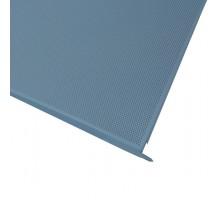 Кассетный потолок AP600АС/45° металлик А907 rus перф. с акустикой Эконом