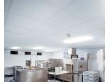 Минираловатные плиты для подвесных потолков