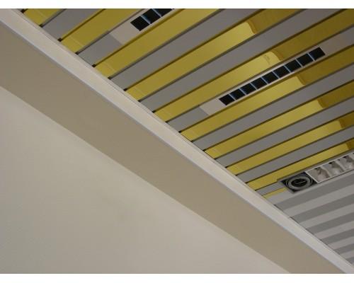 Реечный потолок немецкий дизайн AN85A