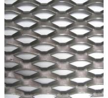 Потолок из просечно-вытяжной сетки (ПВС) Албес R16