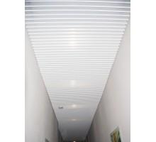 Реечный потолок пластинообразный дизайн A50SP Албес