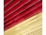 Реечный потолок - V-образный дизайн