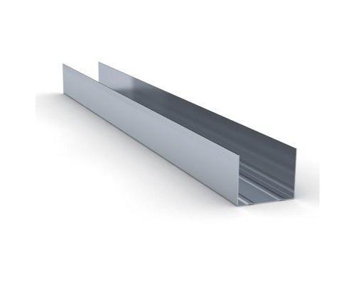 Профиль для гипсокартона направляющий UW 50х40 0.4мм Албес, длина 3м
