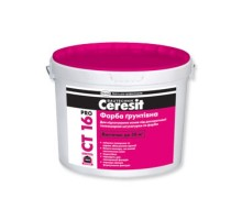 Грунтующая краска Ceresit CT16 10л