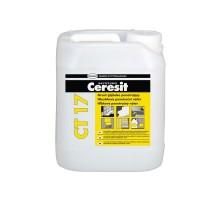 Грунтовка Ceresit CT17 ProfiGrunt (желтая) 10л