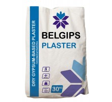 Штукатурка гипсовая BelGips Plaster, 30кг